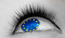 Europe in my eyes by Aleksandrina Tozeva