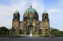 Berliner dom by Anna Dahlberg