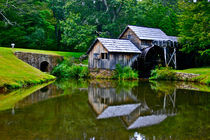 Mabry Mill by whimsicalife