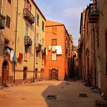 Bosa Altstadt - Sardinien by captainsilva