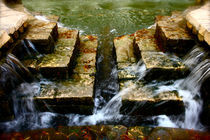 Waterfall Steps von whimsicalife