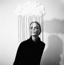 Bente im Regen by Herbert Hindringer