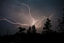 Electric night von Sondre Fagervoll-Stavik