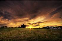 Sunset Farm by Scott Smith