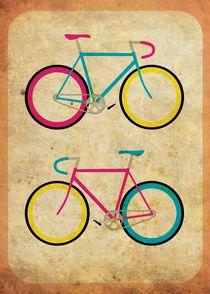 CMYK Bikes ~ Series 1 von hmx23