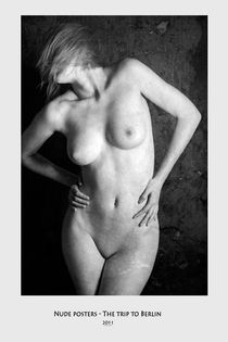 Nude posters - The trip to Berlin by Falko Follert