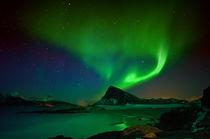 Aurora Borealis by Stein Liland