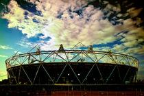 London 2012 Olympic Stadium von kofi