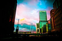Untitled 0804 - Canary Wharf, London by kofi