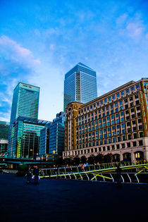 Untitled 0884 - Canary Wharf, London by kofi