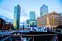 Untitled 0906 - Canary Wharf, London by kofi