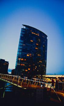 Untitled 1047 - Canary Wharf, London by kofi