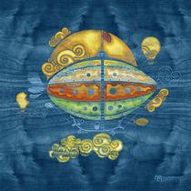 Globos en el Cielo by Nelson Aedo