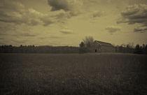 Lonesome barn by Scott Smith