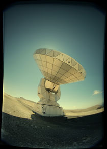 Radiotelescope von frenchbear