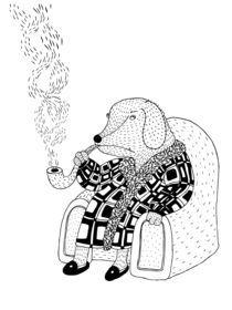 DOGmestic by Juliane Pieper