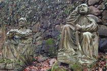 Steinfigur von Thomas Peter