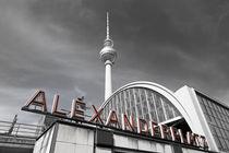 ALEXANDER -PLATZ  by Marcus  Klepper