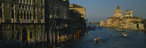 Grand Canal, Venice, Italy by Panoramic Images