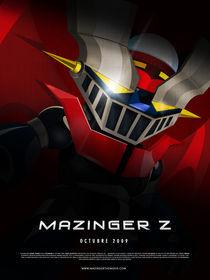 Mazinger z by daniel torres