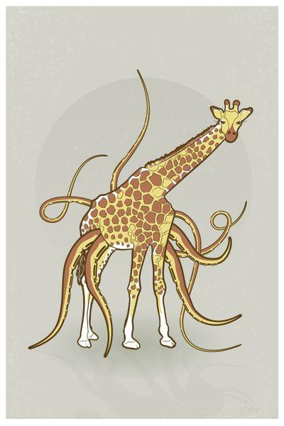 Girafftopus