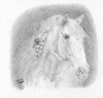 Horse by Olesya Ovsyannikova