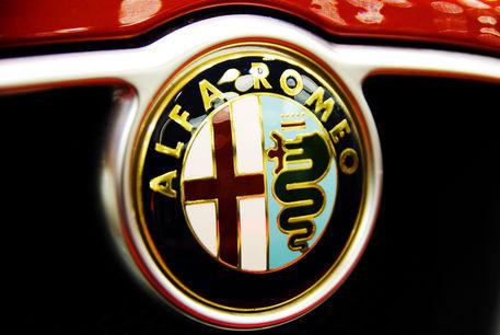 Alfa-badge