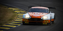 Gulf Racing Aston Martin at Le Mans 2011 von tgigreeny