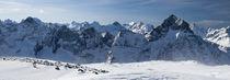 Alpine Peaks von tgigreeny