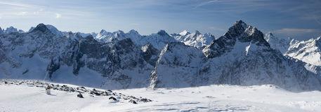 Alps-panorama