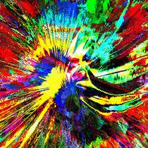 Feuerwerk der Farben by Matthias Rehme