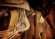 Western riding accessories von wredefotografie