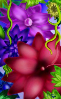 Summer Colors by Karla White