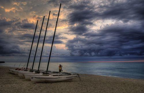 Varadero-storm