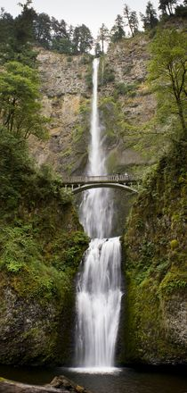 Multnomah Falls by tgigreeny