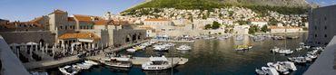 Dubrovnik-harbour-panorama