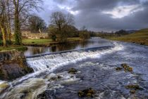 Dales Waterfall von tgigreeny