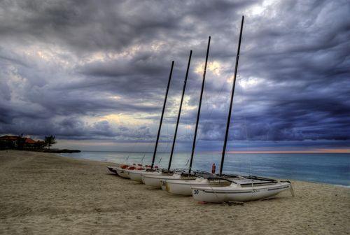 Boats-in-varadero