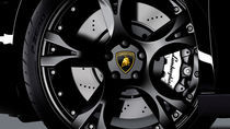 Lamborghini wheel by Sander Sonts