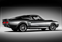 "Shelby GT 500 ""Eleanor"" von Sander Sonts"