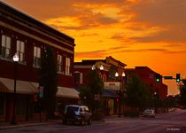 Daybreak on Main Street von © Joe  Beasley