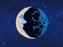 Man in Moon von Ralf Schoofs