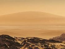 Olympus Mons by Ralf Schoofs