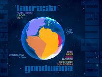 Erde vor 200 Millionen Jahre von Ralf Schoofs