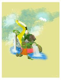 Fantasy Shoe by mckenna