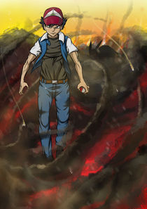 Ash in ashes by bear
