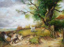 Country life / Landleben von Apostolescu  Sorin