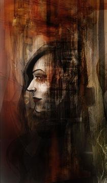 Gothic face by Pawel Hordyniak