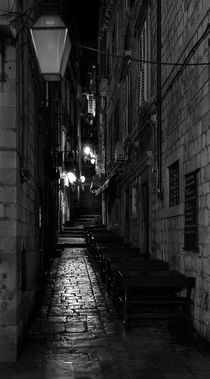 Dubrovnik Alley by tgigreeny