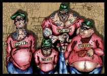 The Real Beagle Boys by Stan Yakimov